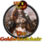 gold wheelchair